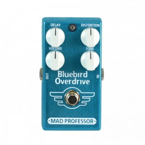 Mad Professor Bluebird Overdrive Delay Factory Made