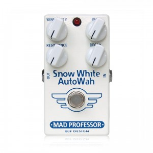Mad Professor Snow White Auto Wah Factory Made