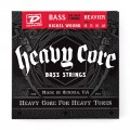 Struny Dunlop Heavy Core Nickel Wound Bass 55-115 DBHCN55115