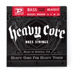 Struny Dunlop Heavy Core Nickel Wound Bass 55-120 DBHCN55120