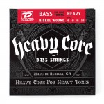 Struny Dunlop Heavy Core Nickel Wound Bass 45-105 DBHCN45105