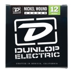 Struny Dunlop Electric True Heavy Nickel Wound 12-54