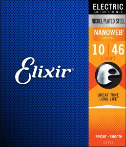 Struny Elixir NanoWeb 10-46 Light (12052)
