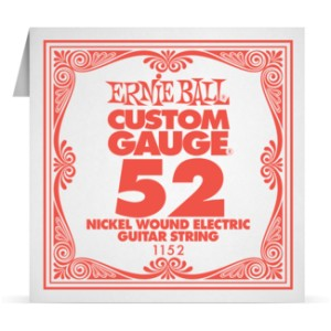 Struna .052 owijana Ernie Ball Nickel Wound Electric (1152)