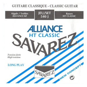 Struny SAVAREZ Alliance HT Classic Hard Tension 540J