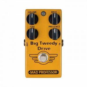 Mad Professor Big Tweedy Drive Factory Made
