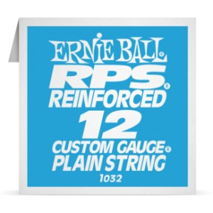 Struna .012 nieowijana Ernie Ball RPS Reinforced Electric/Acoustic (1032)