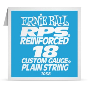 Struna .018 nieowijana Ernie Ball RPS Reinforced Electric/Acoustic (1038)