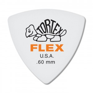 Kostka gitarowa Dunlop Tortex Flex Triangle .60mm