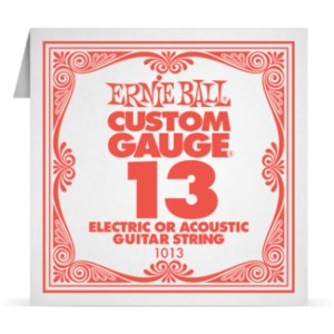 Struna .013 nieowijana Ernie Ball Electric/Acoustic (1013)