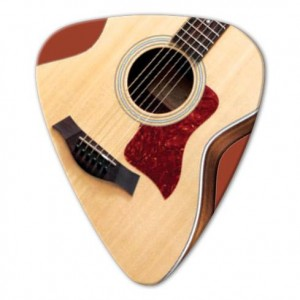 Kostka gitarowa Grover Allman Country Guitar .80mm