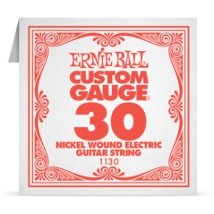 Struna .030 owijana Ernie Ball Nickel Wound Electric (1130)