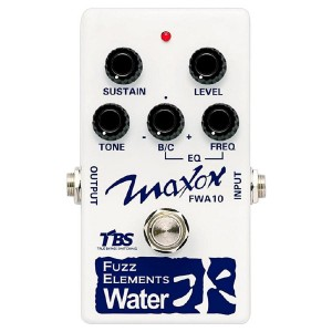 Maxon Fuzz Elements - Water FWA-10