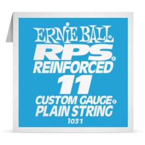 Struna .011 nieowijana Ernie Ball RPS Reinforced Electric/Acoustic (1031)