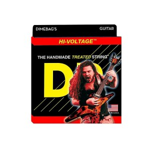 Struny DR Dimebag's Hi-Voltage 10-52 (DBG-10/52)