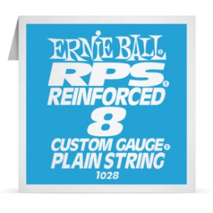 Struna .008 nieowijana Ernie Ball RPS Reinforced Electric/Acoustic (1028)