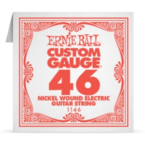 Struna .046 owijana Ernie Ball Nickel Wound Electric (1146)