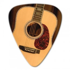 Kostka gitarowa Grover Allman Acoustic Guitar .80mm