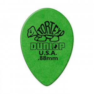 Kostka gitarowa Dunlop Tortex Small Tear Drop .88mm