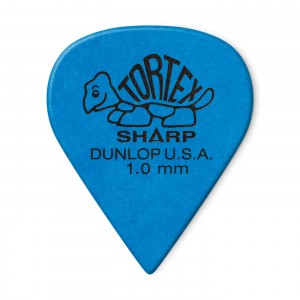 Kostka gitarowa Dunlop Tortex Sharp 1.00mm