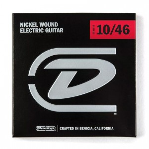 Struny Dunlop Electric Light Pure Nickel 10-46 DEK1046