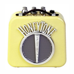 Wzmacniacz Danelectro HoneyTone Mini Amp Yellow