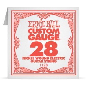 Struna .028 owijana Ernie Ball Nickel Wound Electric (1128)