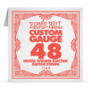 Struna .048 owijana Ernie Ball Nickel Wound Electric (1148)