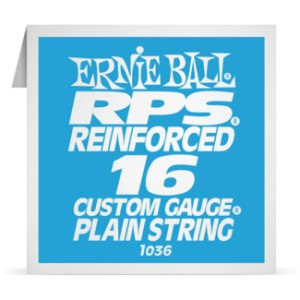 Struna .016 nieowijana Ernie Ball RPS Reinforced Electric/Acoustic (1036)