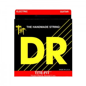 Struny DR Tite-Fit™ Medium-Heavy 10-50 (MH-10)