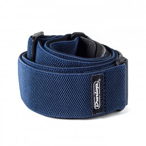 Pasek do gitary Dunlop Mesh Navy Blue D69-01NV
