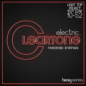 Struny Cleartone Electric Monster Heavy Series 10-52