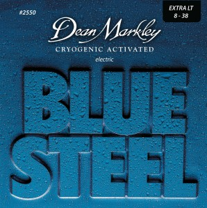 Struny Dean Markley Blue Steel Electric 8-38 (DM2550)