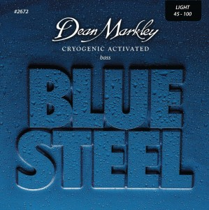 Struny Dean Markley Blue Steel Bass 45-100 (DM2672)
