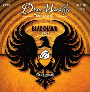 Struny Dean Markley Blackhawk 80/20 Bronze 12-53 DM8020