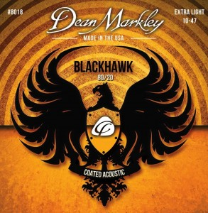 Struny Dean Markley Blackhawk 80/20 Bronze 10-47 DM8018
