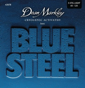 Struny Dean Markley Blue Steel Bass 45-125 DM2678