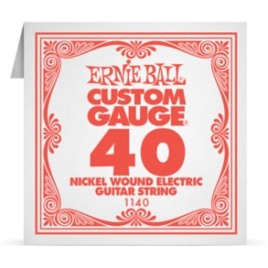 Struna .040 owijana Ernie Ball Nickel Wound Electric (1140)