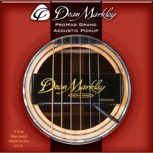 Dean Markley ProMag Grand Acoustic Guitar Pickup (Humbucker-Style) DM3015