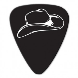 Kostka gitarowa Grover Allman Country Hat .80mm