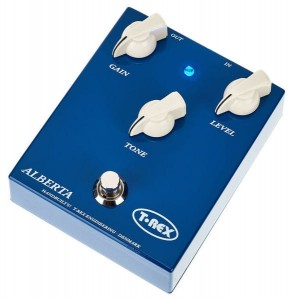 T-REX Alberta Danish Collection overdrive