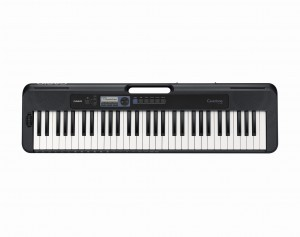 Keyboard Casio czarny CT-S300