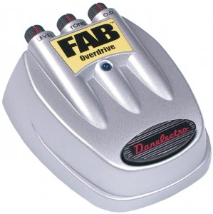 Danelectro FAB Overdrive D-2