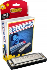 Harmonijka ustna HOHNER Blues Band C
