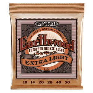 Struny Ernie Ball Earthwood Phosphor Bronze 10-50 (2150)