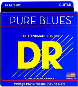 Struny DR Pure Blues™ 10-52 (PHR-10/52)