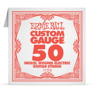 Struna .050 owijana Ernie Ball Nickel Wound Electric (1150)