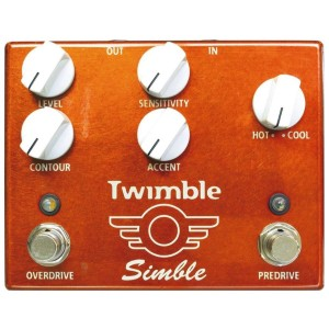 Mad Professor Twimble Dual Overdrive Factory Made
