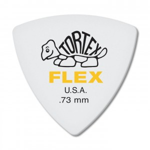 Kostka gitarowa Dunlop Tortex Flex Triangle .73mm