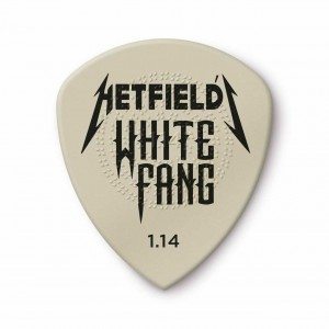Kostka gitarowa Dunlop Hetfield's White Fang Custom Flow 1.14mm